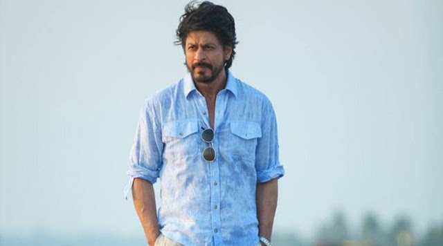 SRK as Doctor Jehangir Khan in Dear Zindagi
