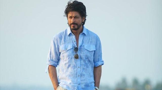 SRK as Doctor Jehangir Khan in Dear Zindagi