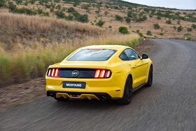 2016 Ford Mustang GT Hd images
