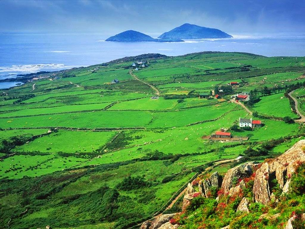 Ireland best Country in the world, Italy 20th