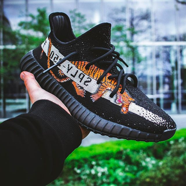 more photos 03f03 238a2 Custom yeezy 350 boost v2 by frecustoms