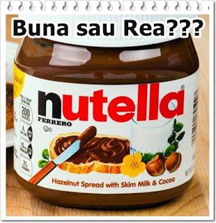 Celebra Nutella începe sa fie INTERZISA în supermarketuri Adevarat sau Fals