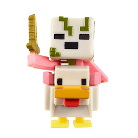 Minecraft Series 10 Chicken Jockey Mini Figure