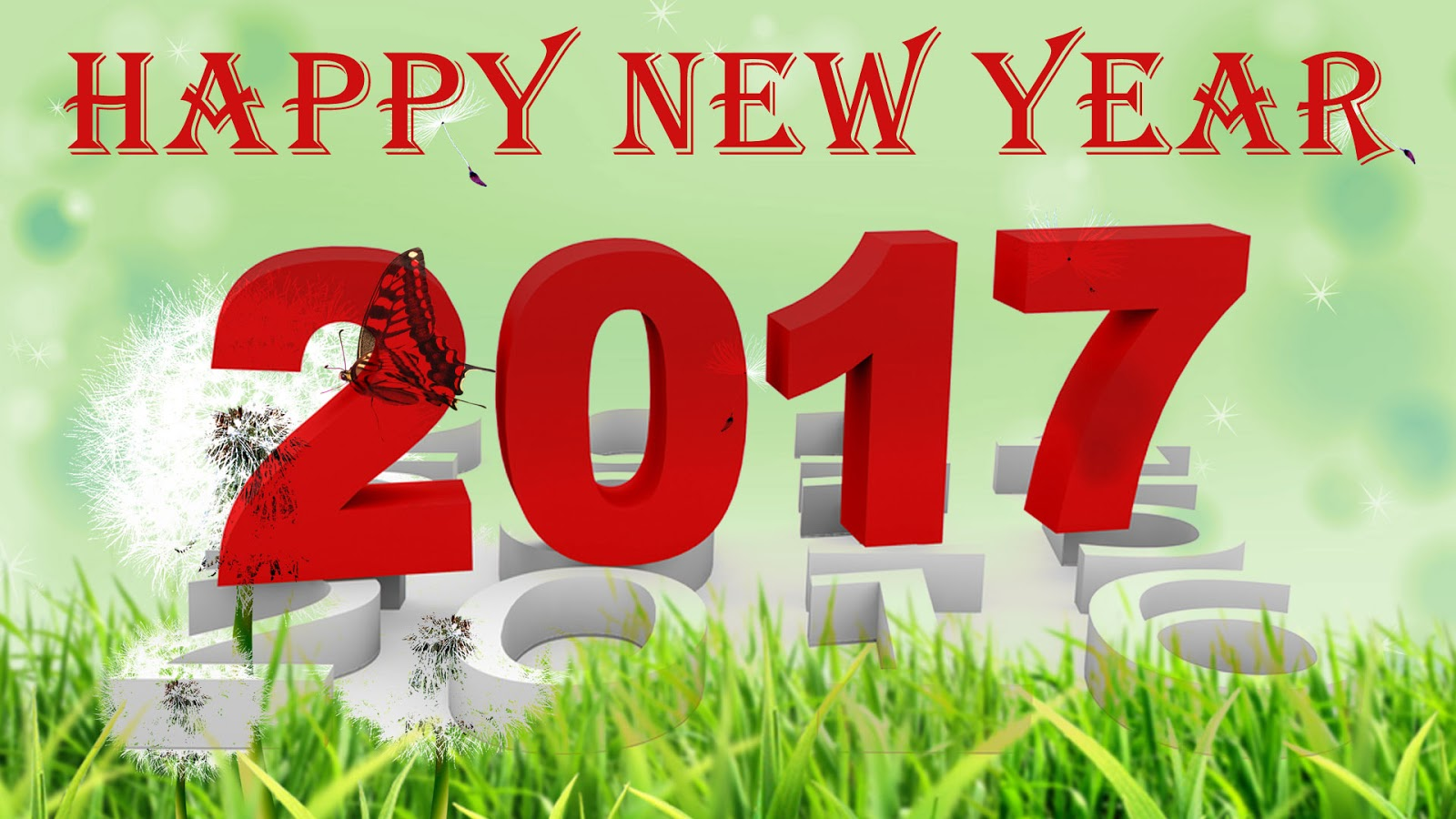 Wallpaper download new 2017 - Happy New Year2017 20