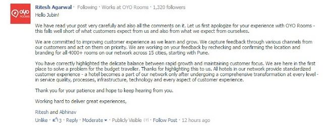 Is OYO Rooms Discovery Channel
