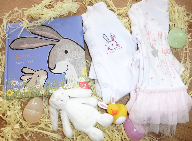 newborn easter basket