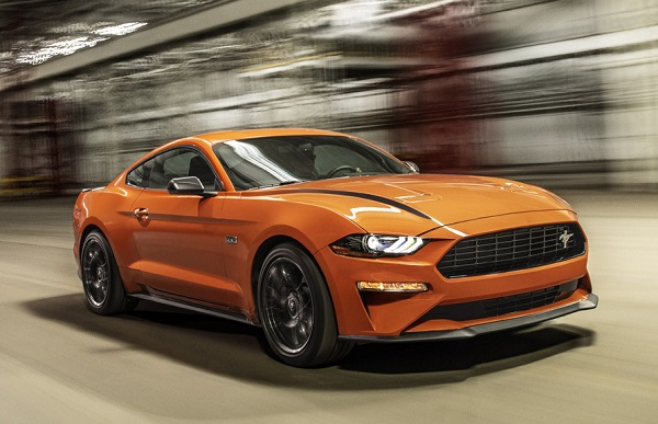 Ford Mustang Ecoboost High Performance