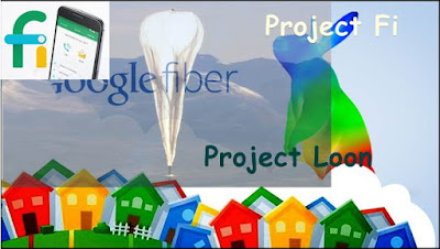 Layanan Akses Internet Google