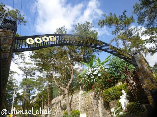 Good Shepherd Convent in Baguio