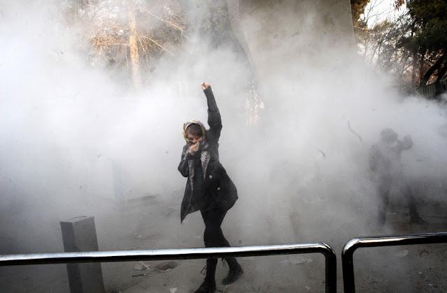 مظاهرات-إيران
