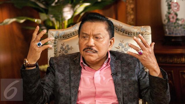 Hendropriyono: Pemilu Kali Ini yang Berhadapan Ideologi Pancasila dengan Khilafah