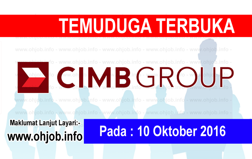 Jawatan Kerja Kosong CIMB Group logo www.ohjob.info oktober 2016
