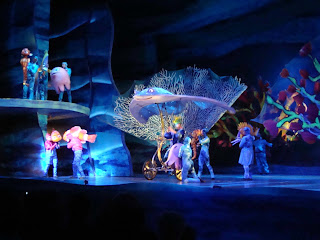 Finding Nemo the Musical Big Blue World