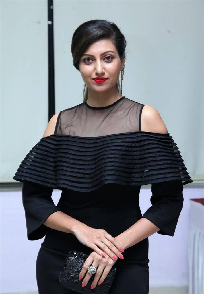 Hamsa Nandini Stills At Sa Presents Nye 2018 Celebrations -3857
