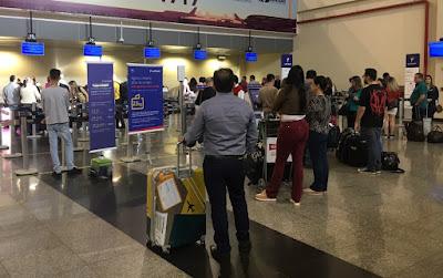 Preço da passagem não cai mesmo após entrada em vigor de cobrança por bagagem