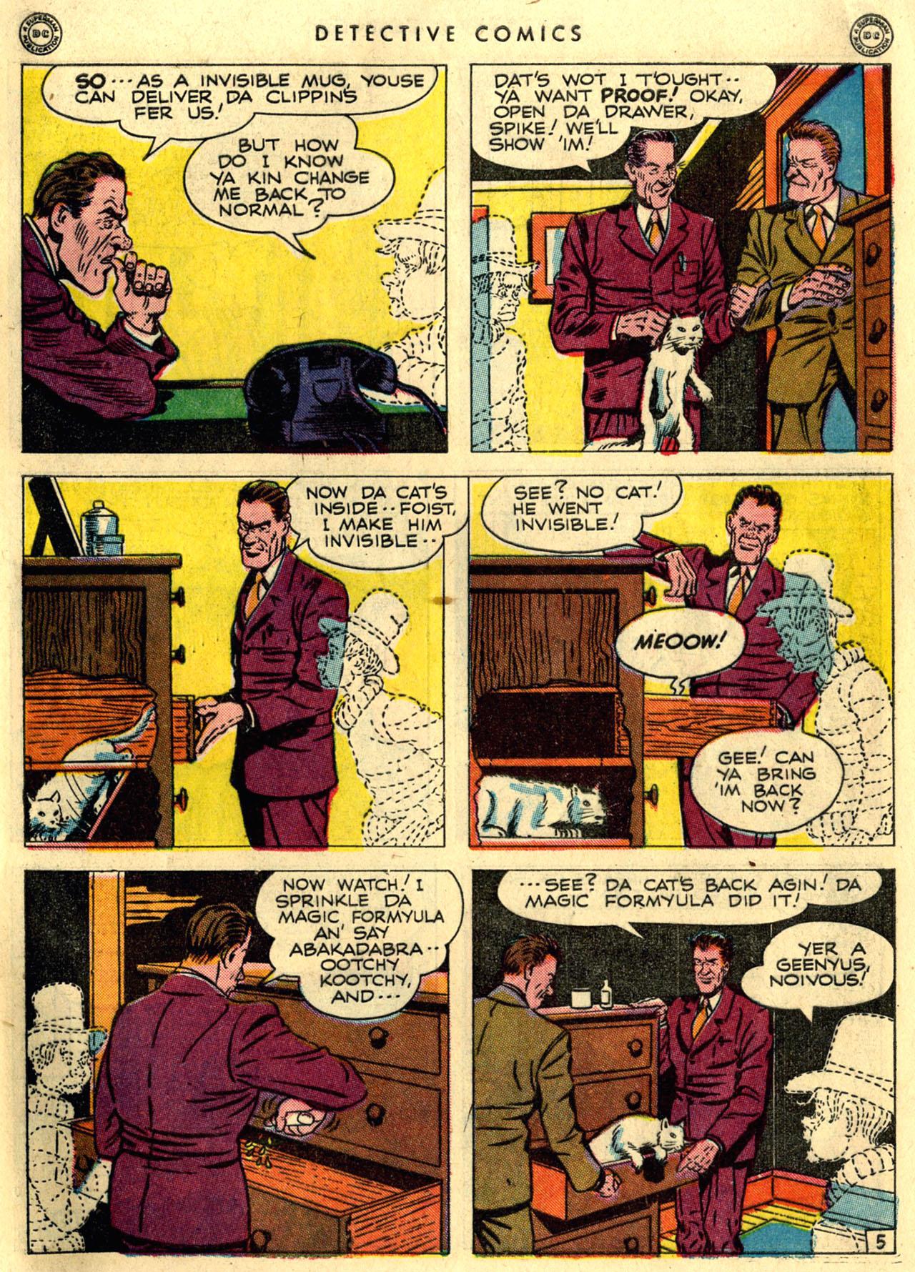 Read online Detective Comics (1937) comic -  Issue #118 - 41
