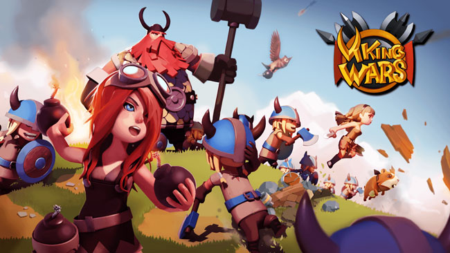 Viking Wars, Clash Royale Alternatives, Clash Royale apk