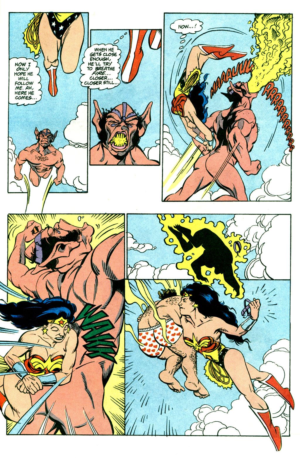 Read online Wonder Woman (1987) comic -  Issue #73 - 23