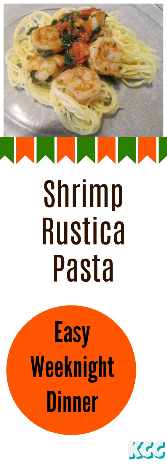 Rustica Shrimp Pasta Recipe