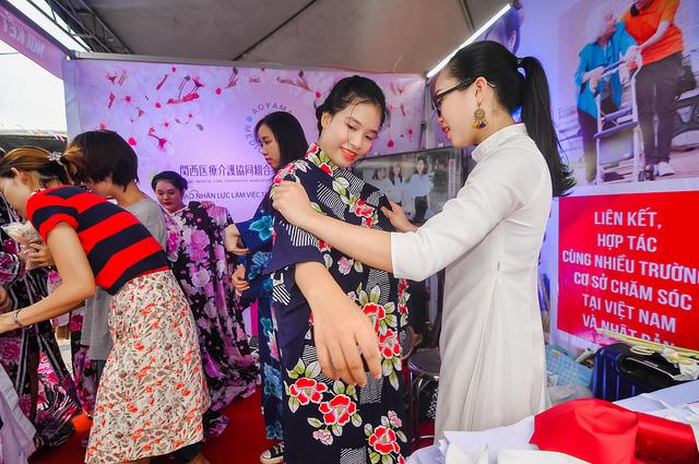 Đà Nẵng: Lễ hội Giao lưu Văn hóa Việt - Nhật 2018