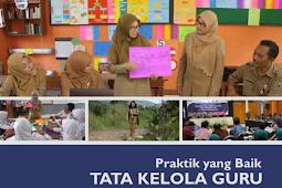Buku Tata Kelola Guru Dalam Pengembangan Profesi