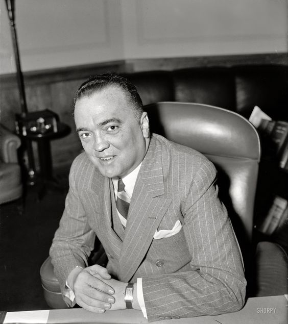 5 April 1940 worldwartwo.filminspector.com J.Edgar Hoover
