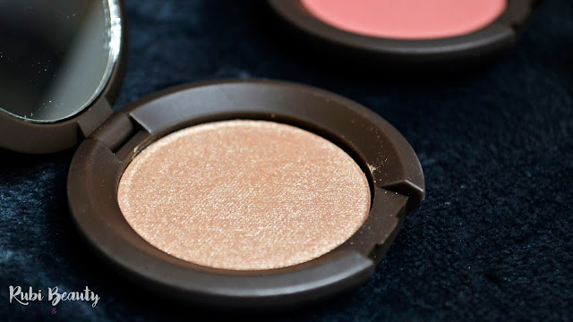 BECCA opal review shimmering iluminador colorete