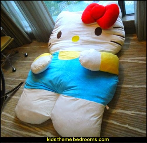 HELLO KITTY Bed Sleeping Bag