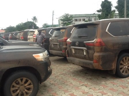 customs sized 37 lexus suv smugglers