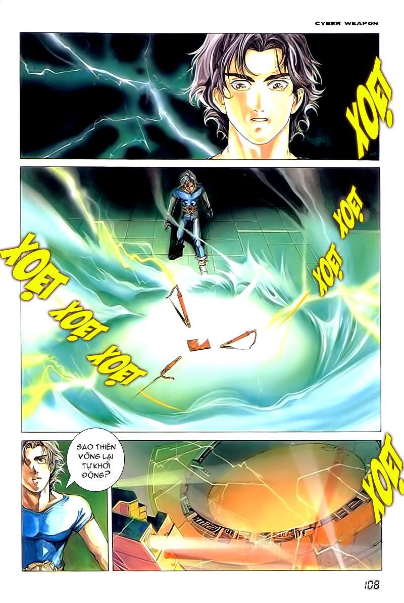 Cyber Weapon Z - Siêu Thần Z chap 2 - Trang 45
