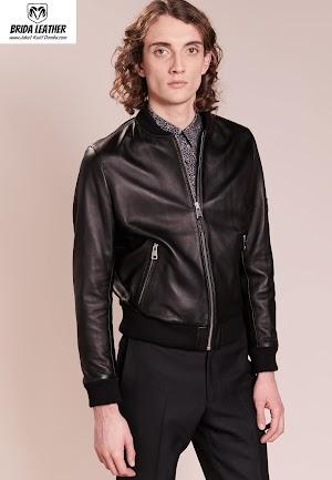 Harga Jaket Kulit Domba Super Pria Asli Garut Brida Leather
