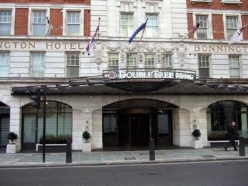 Doubletree Hotel London Bridge