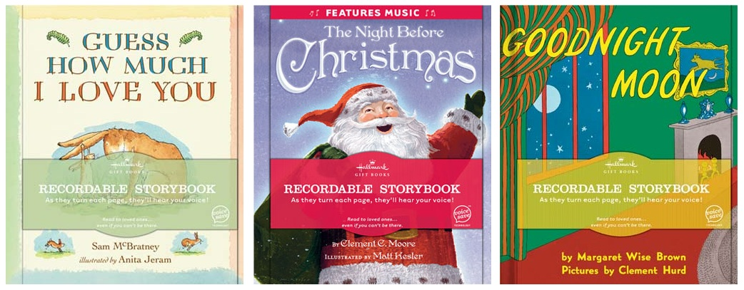 Recordable Christmas Books.Thanks Mail Carrier Holiday Gift Guide Hallmark