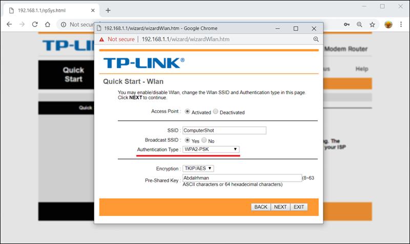 طريقة-توصيل-tp-link