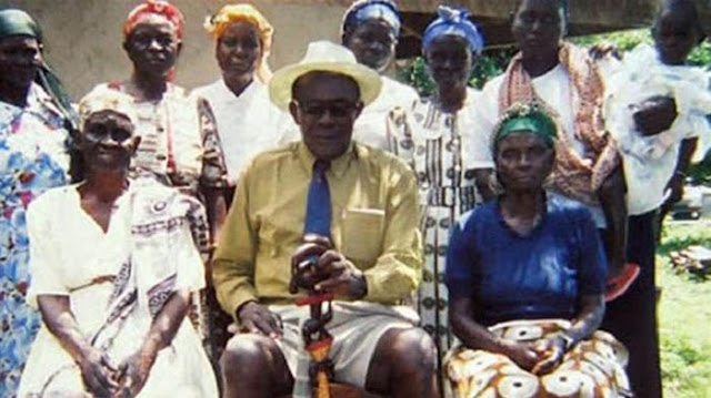 Tak Puas Beristri 97 Wanita, Kakek di Nigeria Ini Masih Ingin Menikah Lagi