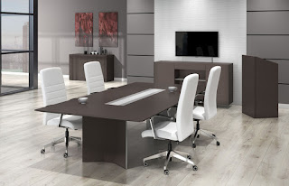 Modern Boardroom Table