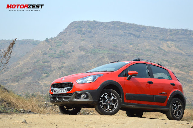 Fiat Avventura - Powered By Abarth | The Hottest Affordable Petrol Crossover In India | Full Review