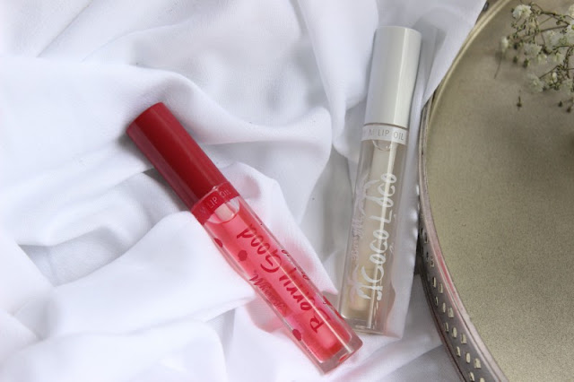 Barry M Lip Oils Review