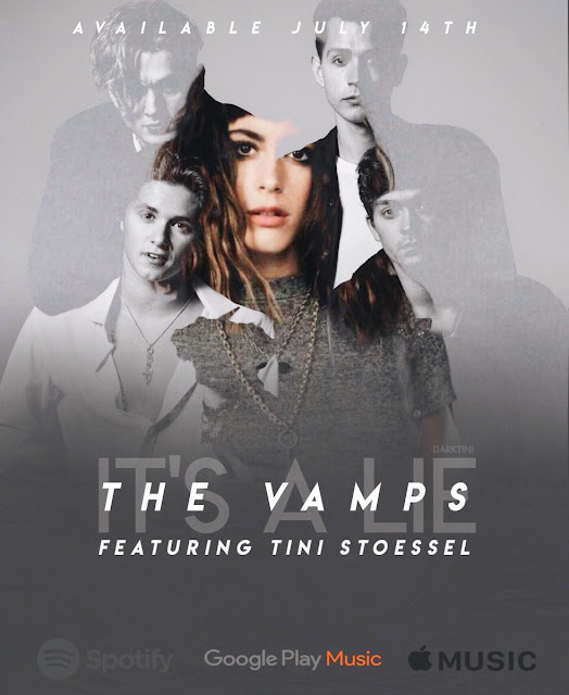 "THE VAMPS - ""IT'S A LIE"" FT. TINI"
