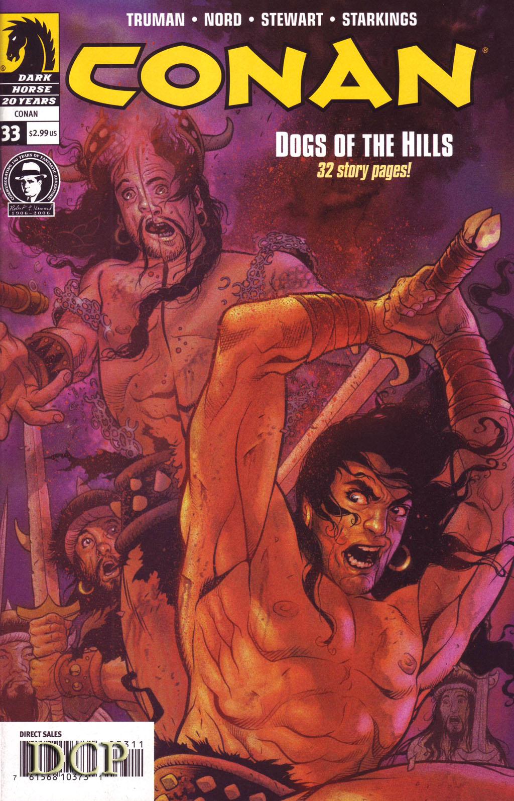 Conan (2003) 33 Page 1