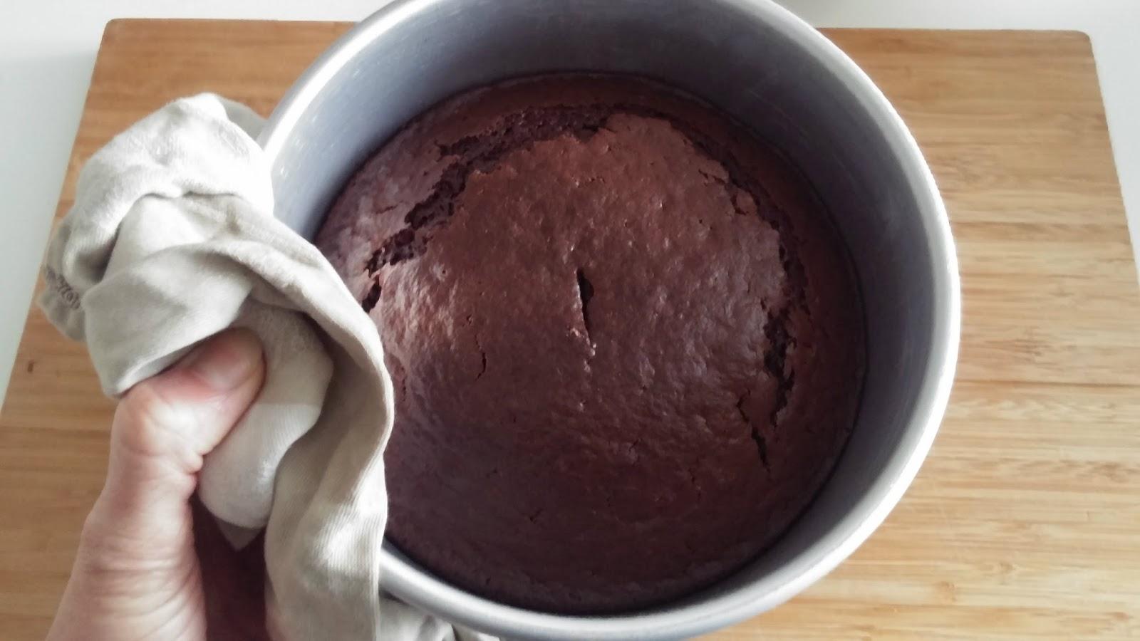 G teau au chocolat v g talien super moelleux la f e st phanie - Gateau dans un mug ...