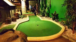 Paradise Island Adventure Golf in Manchester