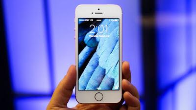 Smartphones pequeños