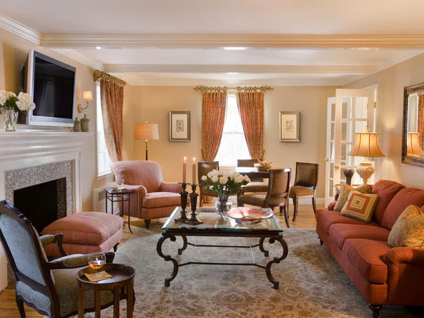 How to Decorate a Long Narrow Living Room - AyanaHouse