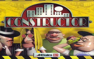 Constructor (Demo) - Jeu de Simulation sur PC