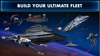 Free Download Star Wars Galaxy of Heroes MOD APK Star Wars Galaxy of Heroes MOD APK v0.13.361328 [Update 2018]