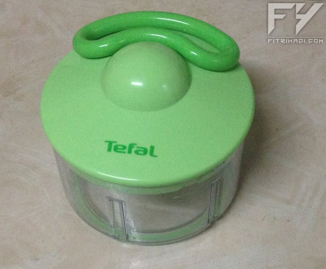 Tefal manual chopper