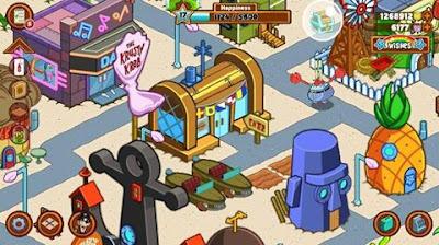 Spongebob Moves In Mod Apk full Unlimited