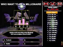permainan quiz want to be a millioner