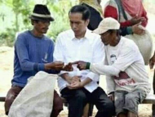 Jokowi: TKI di Tiongkok Malah 80.000 Lebih, di Sana yang Antek Indonesia
